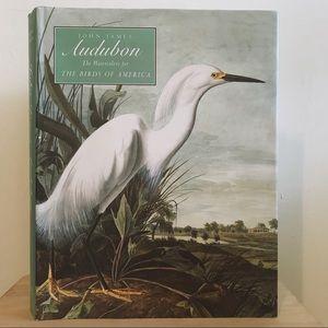 Audubon Birds Of America Watercolors Book